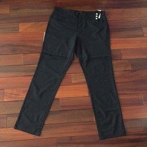 Men's Banana Republic black 32x32 Slim Fit Pants